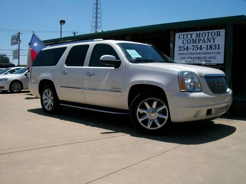 Used Cars Waco Tx >> City Motor Company Car Dealer In Waco Tx