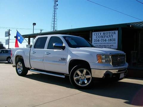 2012 GMC Sierra 1500 for sale in Waco, TX