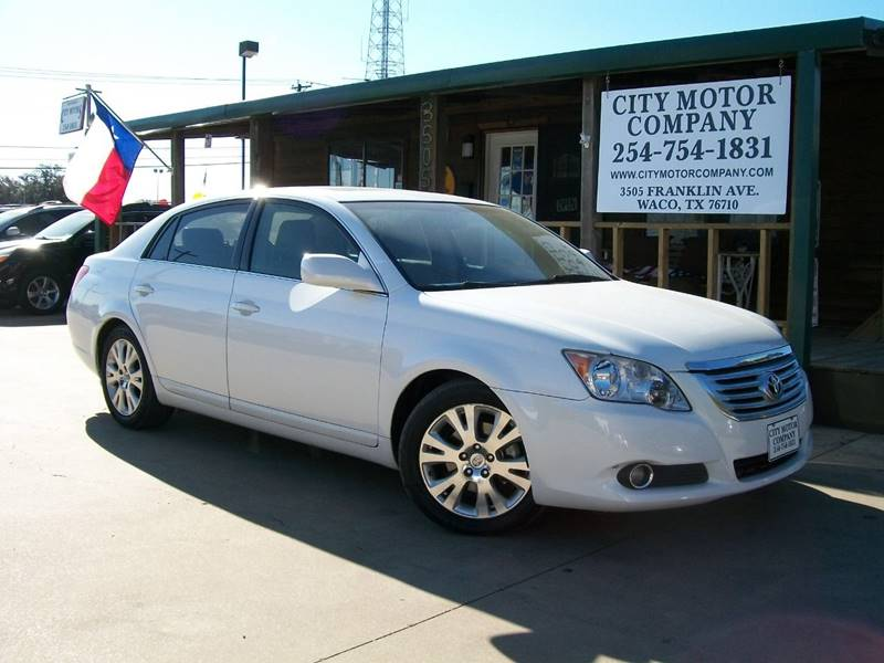 2009 Toyota Avalon for sale at CITY MOTOR COMPANY in Waco TX