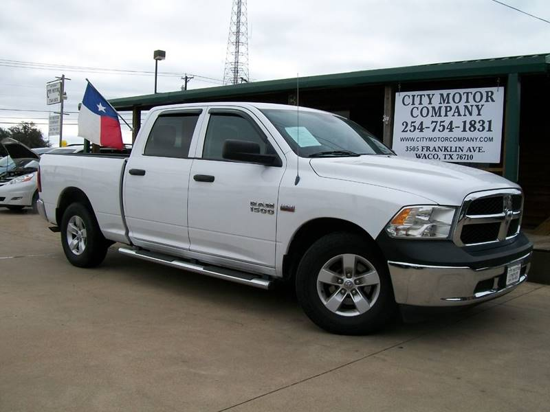 2014 RAM Ram Pickup 1500 for sale at CITY MOTOR COMPANY in Waco TX