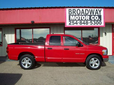 2007 Dodge Ram Pickup 1500 for sale in Waco, TX
