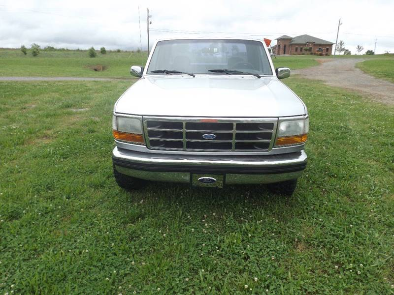 1993 Ford F-150 2dr XLT 4WD Extended Cab LB - Adairsville GA