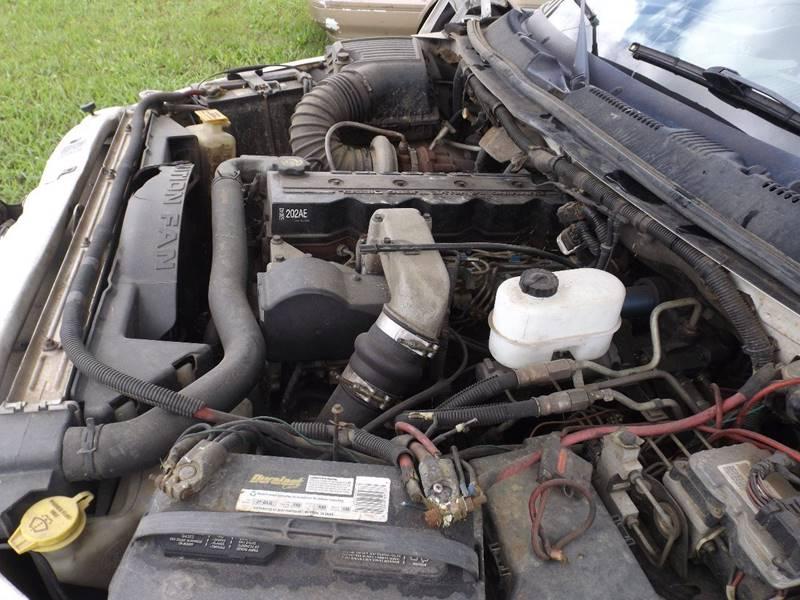2002 Dodge Ram Pickup 2500 4dr Quad Cab SLT Plus 2WD LB - Adairsville GA