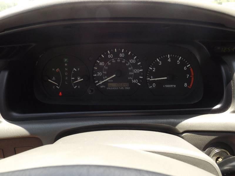 1999 Toyota Camry LE 4dr Sedan - Adairsville GA