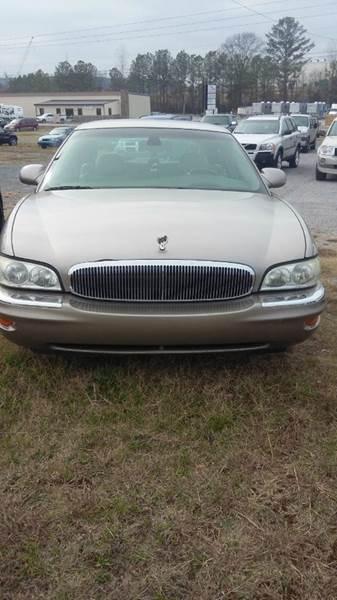 2003 Buick Park Avenue 4dr Sedan - Adairsville GA