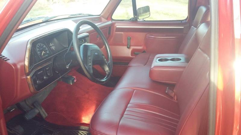 1987 Ford F-150 2dr XLT Standard Cab SB - Adairsville GA