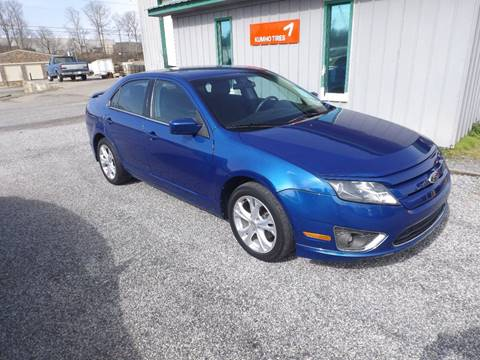 2012 Ford Fusion for sale in Adairsville, GA