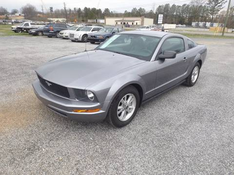 2007 Ford Mustang for sale in Adairsville, GA