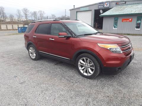 2014 Ford Explorer for sale in Adairsville, GA