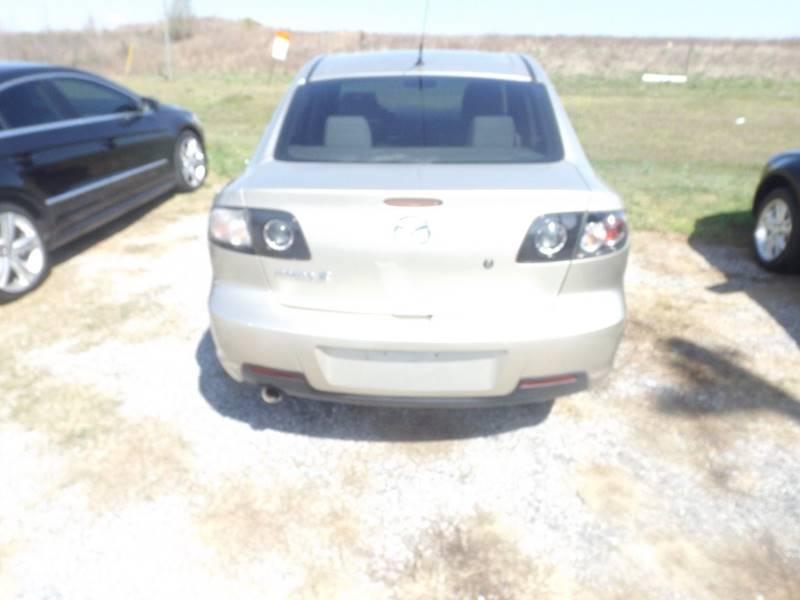 2007 Mazda MAZDA3 i Sport 4dr Sedan (2L I4 4A) - Adairsville GA