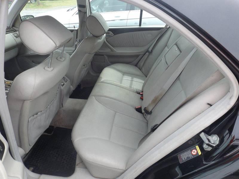 2002 Mercedes-Benz E-Class E 320 4dr Sedan - Adairsville GA