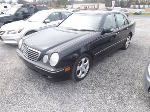2002 Mercedes-Benz E-Class for sale in Adairsville, GA