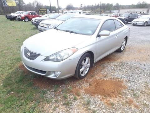 2006 Toyota Camry Solara for sale in Adairsville, GA
