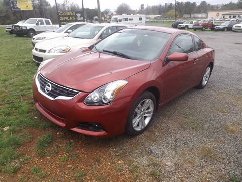 2013 Nissan Altima for sale in Adairsville, GA