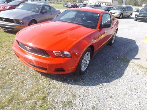 2012 Ford Mustang for sale in Adairsville, GA