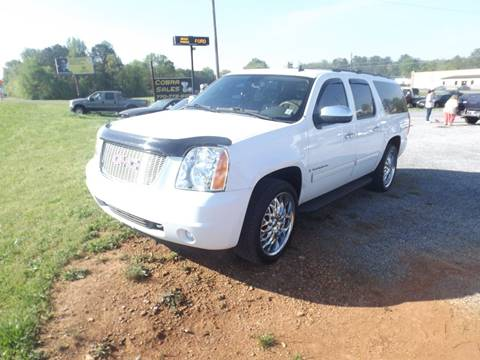 2009 GMC Yukon XL for sale in Adairsville, GA