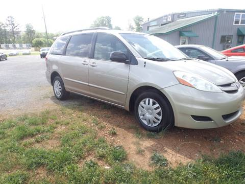 2008 Toyota Sienna for sale in Adairsville, GA