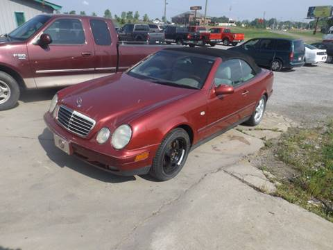 1999 Mercedes-Benz CLK for sale in Adairsville, GA