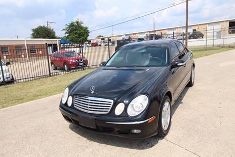 2006 Mercedes-Benz E-Class for sale in Dallas, TX