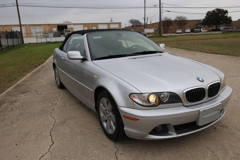 BMW Series For Sale In Dallas TX CarGurus - 2006 bmw 325ci convertible