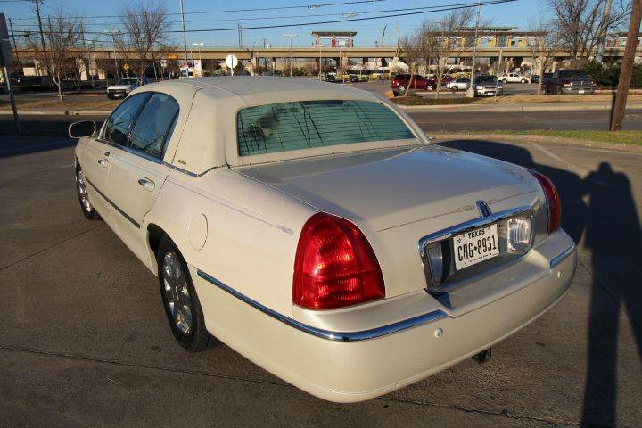 2004 Lincoln Town Car Ultimate 4dr Sedan In Dallas Tx George S
