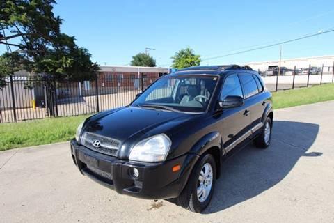 2006 Hyundai Tucson for sale in Dallas, TX