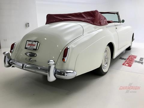 1961 Rolls-Royce Silver Cloud 3