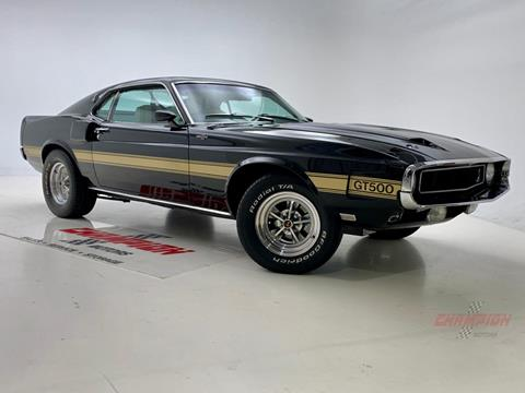 1969 Ford Shelby GT500 for sale in Syosset, NY