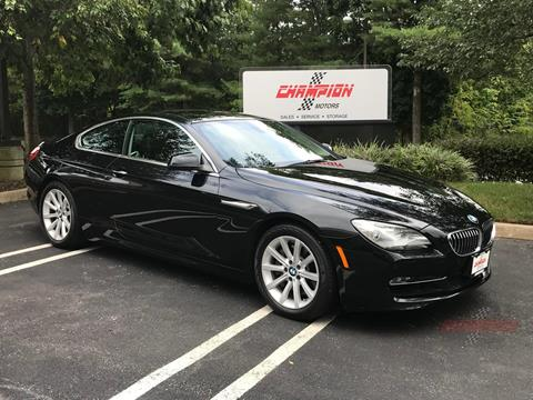 2012 BMW 6 Series for sale in Syosset, NY