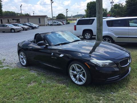 2009 BMW Z4 for sale at Wholesale Auto Inc in Athens TN