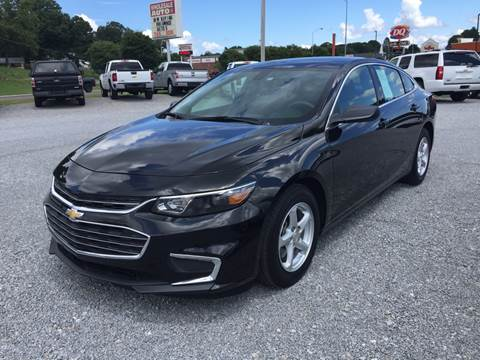 2017 Chevrolet Malibu for sale at Wholesale Auto Inc in Athens TN