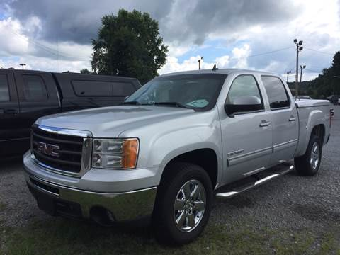 2011 GMC Sierra 1500 for sale at Wholesale Auto Inc in Athens TN