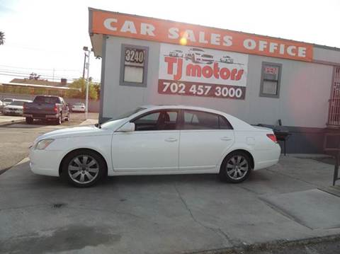 Used toyota avalon for sale in nevada for Small car motors carson city nv