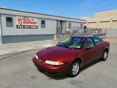 2002 Oldsmobile Alero for sale in Las Vegas, NV