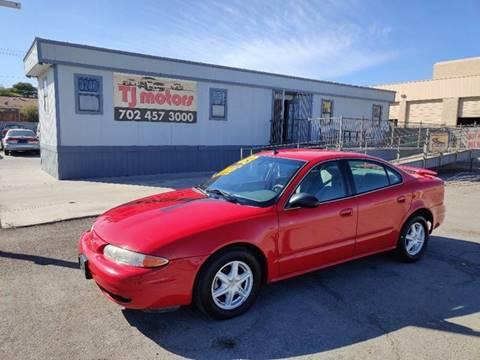 2003 Oldsmobile Alero for sale in Las Vegas, NV