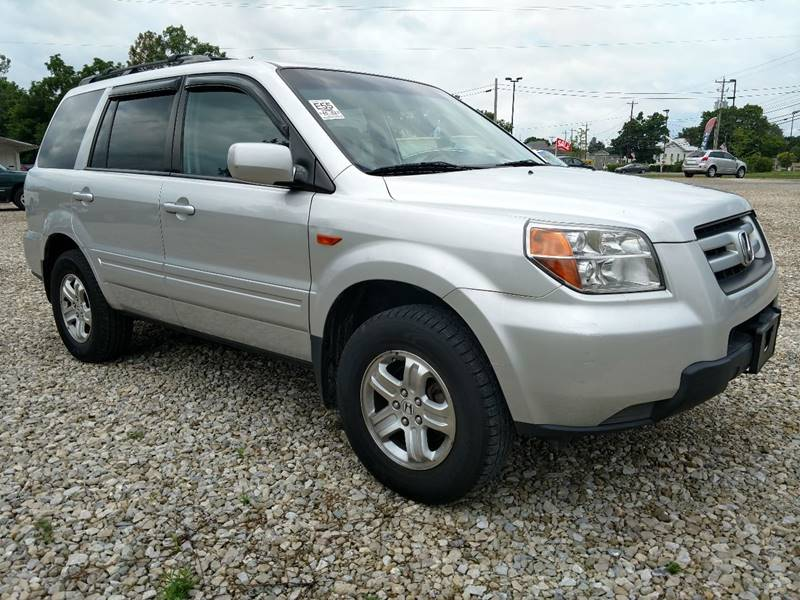 2008 Honda Pilot For Sale At BOWMAN AUTO SALES In Hebron OH
