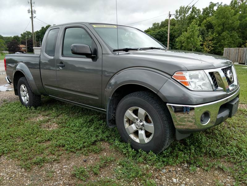 2009 Nissan Frontier In Hebron Oh Bowman Auto Sales