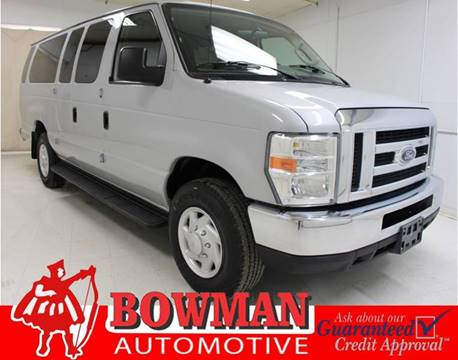 2008 Ford E-Series Wagon for sale in Hebron, OH