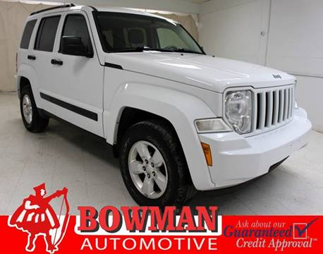 2012 Jeep Liberty for sale in Hebron, OH
