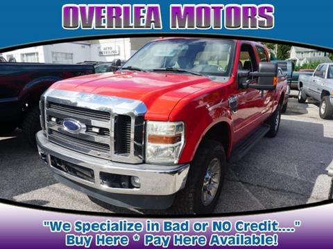 2008 Ford F-350 Super Duty for sale in Baltimore, MD