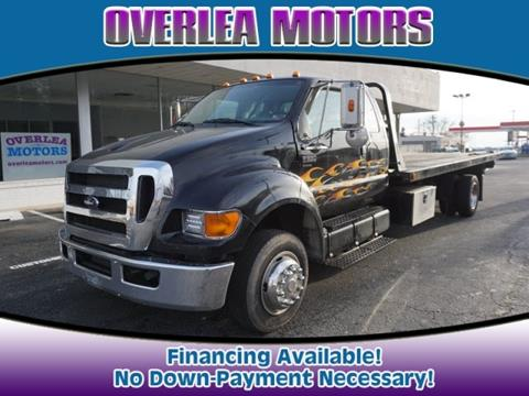 2008 Ford F-650 Super Duty for sale in Nottingham, MD