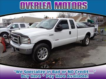2005 Ford F-350 Super Duty for sale in Baltimore, MD