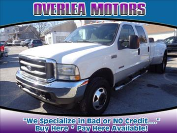 2004 Ford F-350 Super Duty for sale in Baltimore, MD