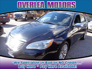 2011 Chrysler 200 for sale in Baltimore, MD