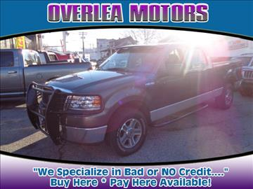 2007 Ford F-150 for sale in Baltimore, MD