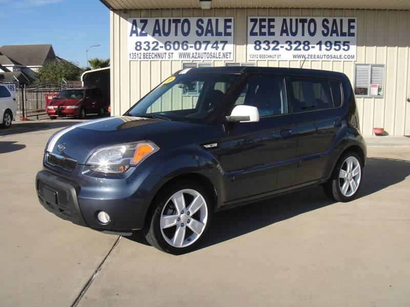 2010 Kia Soul For Sale At AZ Auto Sale In Houston TX
