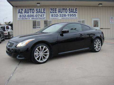 2010 infiniti g37 coupe for sale in colorado springs co. Black Bedroom Furniture Sets. Home Design Ideas