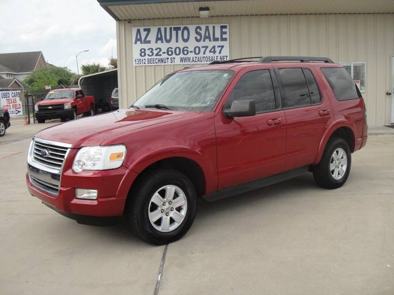 2010 ford explorer xlt in houston tx - az auto sale