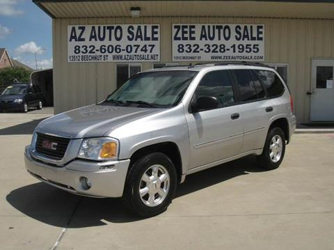 2008 GMC Envoy for sale in Houston, TX