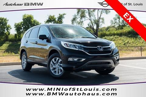 2016 Honda CR-V for sale in Saint Louis, MO